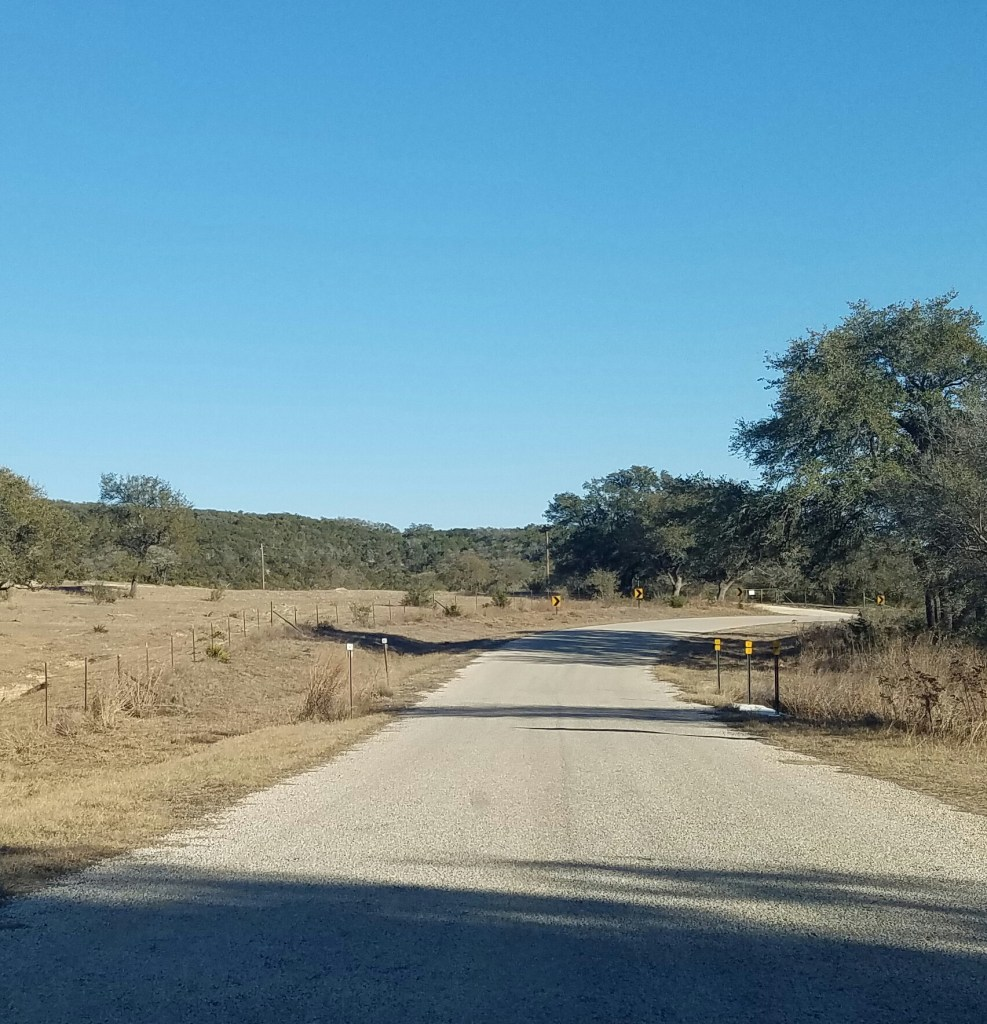 Texas Country Roads