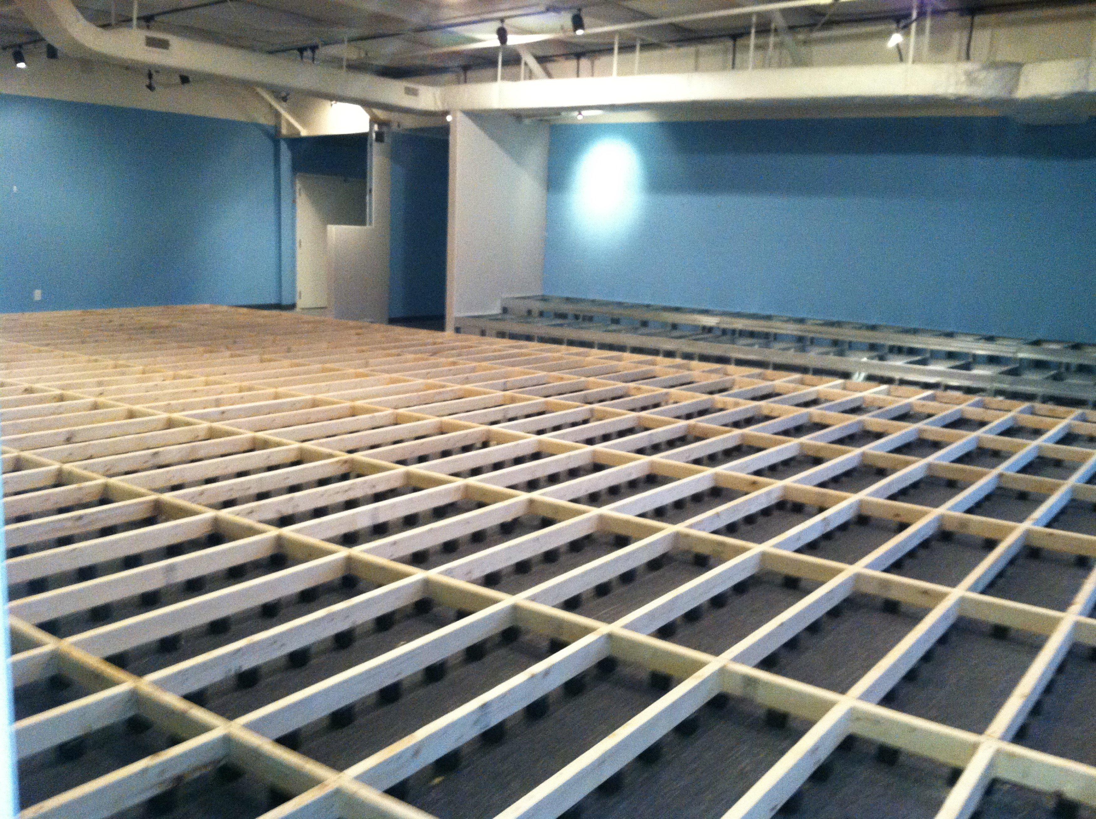 Building A Sprung Floor For Dance  Carpet Vidalondon