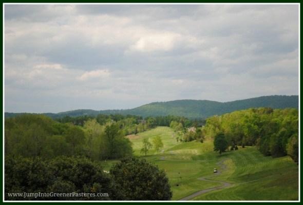 Golf Course Homes in Charlottesville VA