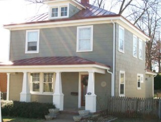 find charlottesville downtown home with realtor virginia gardner, www.charlottesvillehome.com, 434-981-0871