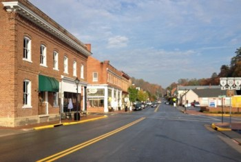 Scottsville, Virginia is a town in Albemarle County