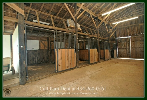 Gordonsville Equestrian Estate for Sale