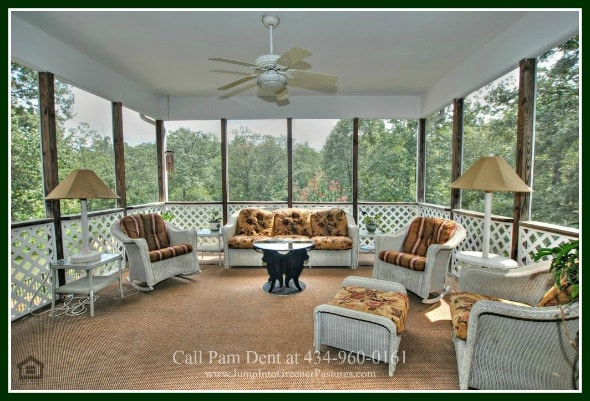 High-end Homes in Scottsville VA