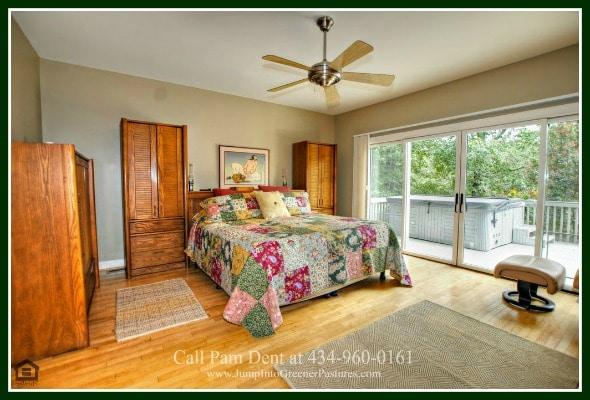 Luxury Country Homes in Scottsville VA