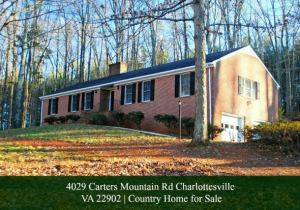 Central VA Real Estate Properties for Sale