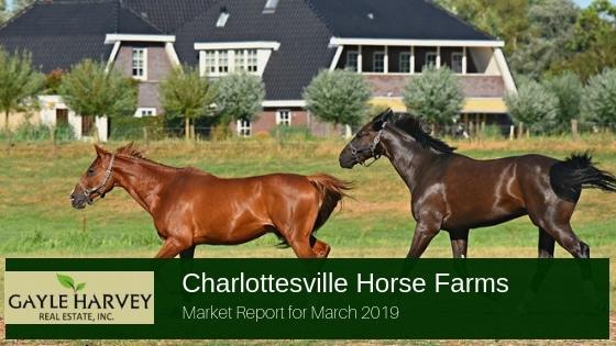 Charlottesville VA Horse Farms