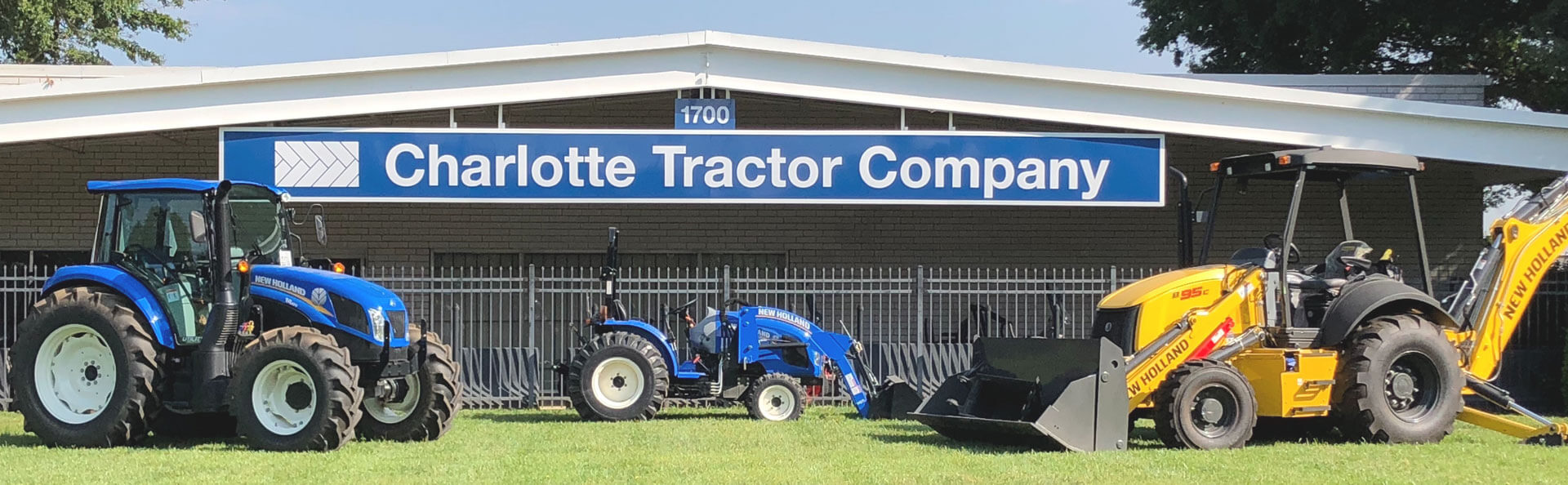 hight resolution of about charlotte tractor company