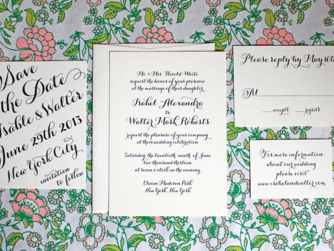 Charlotte Nc Wedding Invitation Trends 2017 Weddings