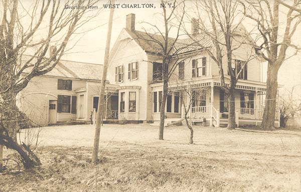 Early Postcards  Charlton Historical Society  Town of
