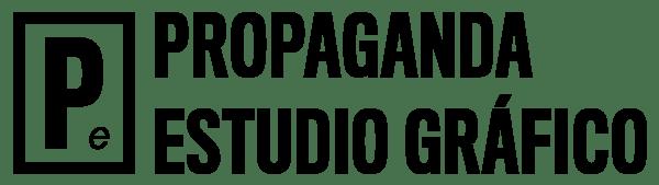 Logotipo de Propaganda Estudio Gráfico en Almería