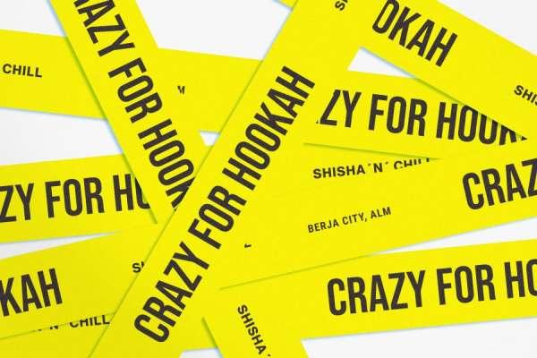 Crazy for Hookah creadores de contenido para marcas de shishas y hookah