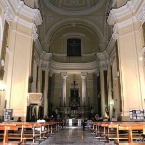 Interni della Chiesa di San Giorgio