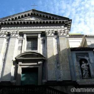 arciconfraternita pellegrini napoli