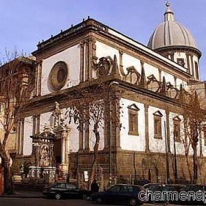 chiesa santa caterina a formiello napoli