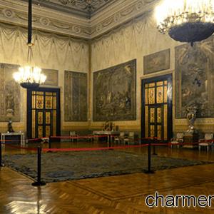 appartamento reale Palazzo reale di Napoli