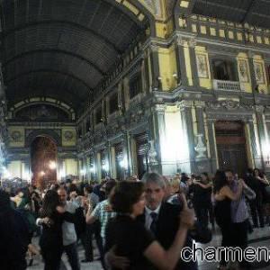 Una serata di Tango nella Galleria Principe Umberto I