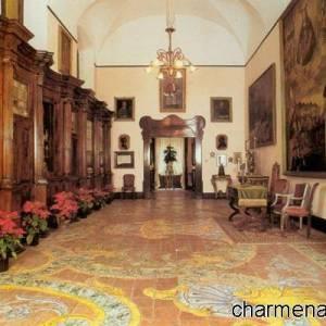 Salone capitolare chiesa Servi di Maria Sorrento