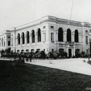 La stazione zoologica alle origini