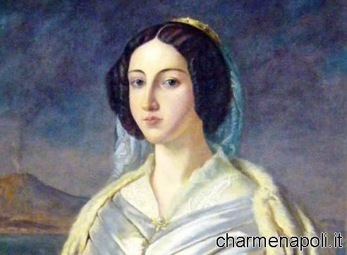 La futura Beata Maria Cristina di Savoia