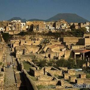 L'area archeologica di Ercolano