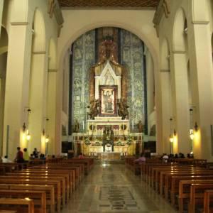 L'abbazia di Montevergine