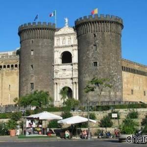 Napoli, Castel Nuovo