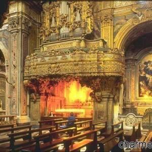 Napoli, la tomba di Santa Patrizia