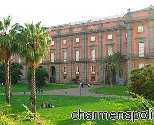 Parco e reggia-museo di Capodimonte