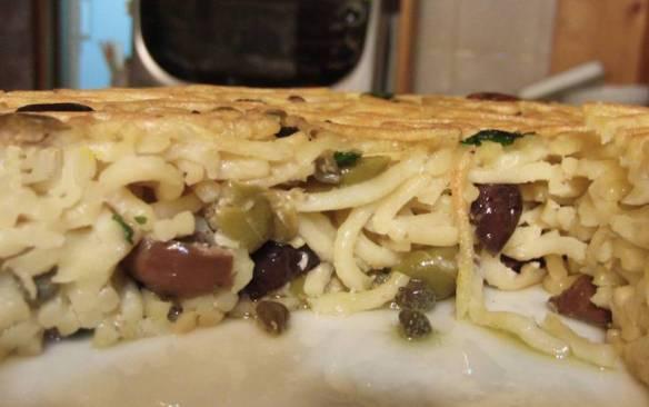 Le ricette della tradizionale cucina napoletana la frittata di scammaro - Ricette cucina napoletana ...