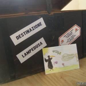 Cartoline per Lampedusa