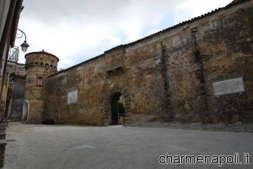 Castello De Vargas, sede del museo vichiano
