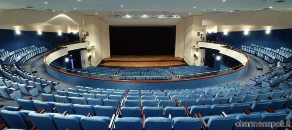 Il Teatro Gesualdo di Avellino