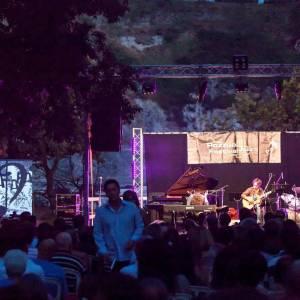 Musica by night alla Solfatara