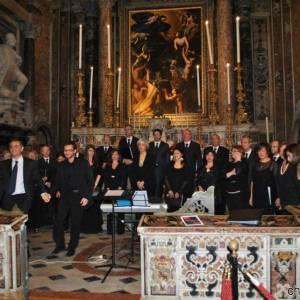Il coro della Pietrasanta