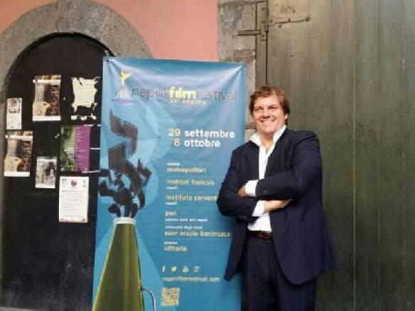 Crespi al Napoli Film Festival