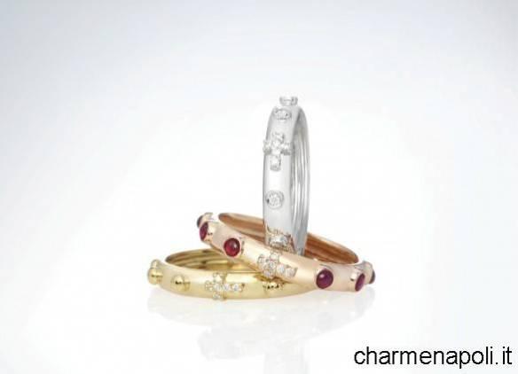 Nardelli Gioielli, l'anello Rosario