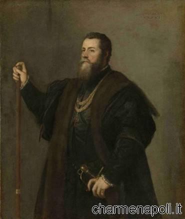 Pedro Álvarez de Toledo, viceré di Napoli