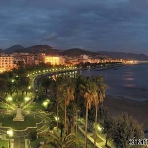 Il fascino di Salerno by night