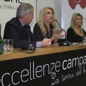 Italian Film Festival, la conferenza stampa nell'Aula Magna di Eccellenze Campane