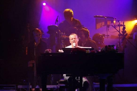 Gigi D'Alessio in concerto