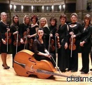 L'Orchestra ucraina Harmonia Nobile
