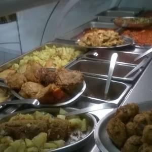 Prelibatezze da asporto al ristorante Biasella