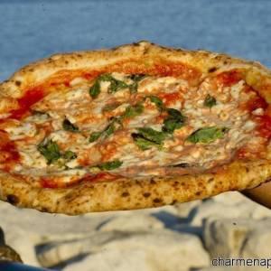 Una succulenta pizza napoletana