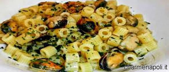 tubetti cozze zucchine