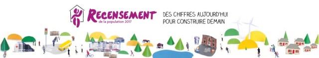 Recensement de la population 2017 - Mairie Charmes - Aisne