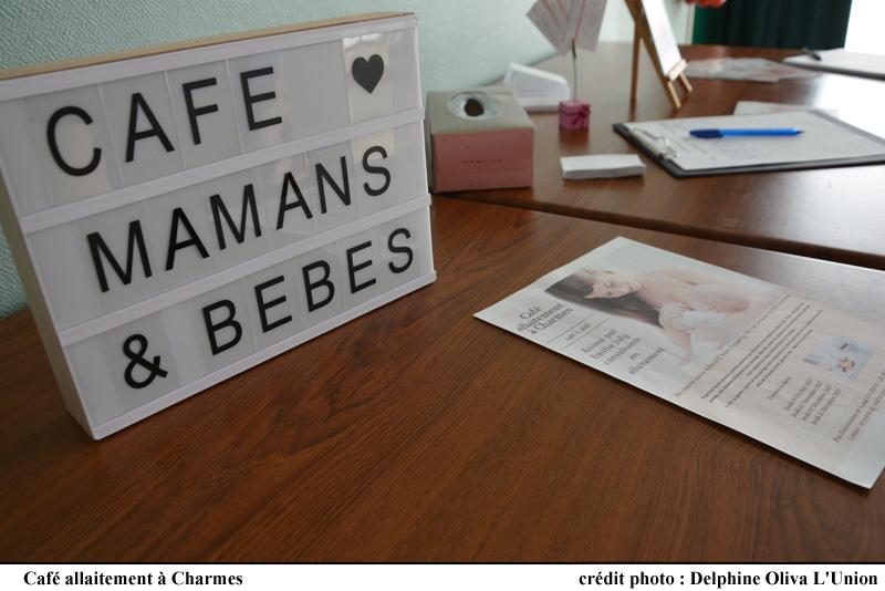 Café Allaitement à Charmes - Avec Émilie JOLY, consultante en allaitement