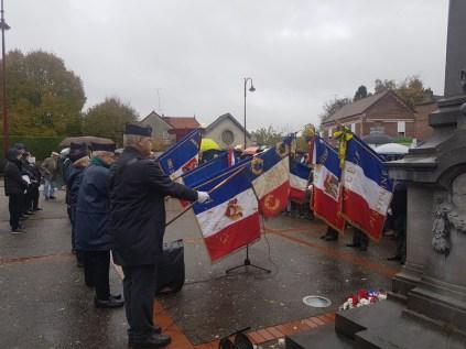 Cérémonie du 11 novembre 2017-Mairie Charmes Aisne-06