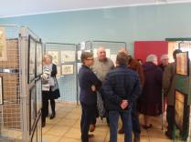 exposition d'aquarelles-Mairie Charmes Aisne-01