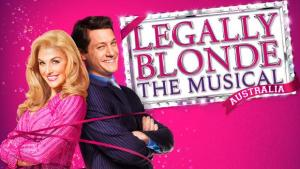 Legally Blonde Australian Cast promo