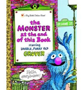 kids book about monsters, Halloween books